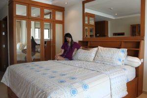 22-971 VT5C Top floor studio for rent from dancewatchers.com nightly condo rentals