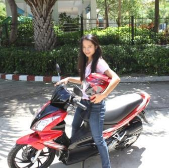 Motorbike Rentals With Tik In Jomtien And Pattaya
